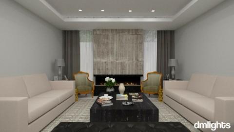 Home BR - Living room - by DMLights-user-1552525