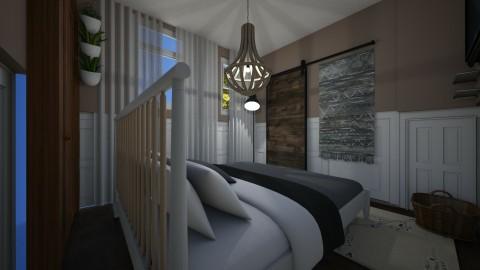Master Bedroom ensuite 2 - by Mzliz87