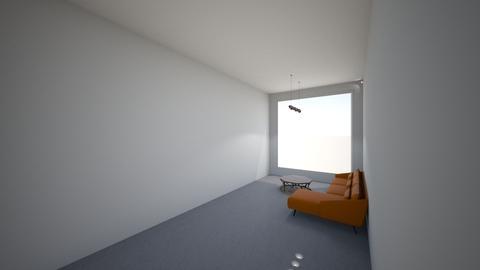 Loft8 - Living room - by NICOLY ALECRIM
