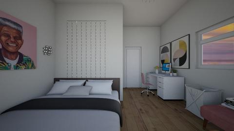 Intagram worthy teen room - Minimal - Bedroom - by cyprusolive