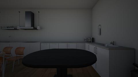 kitchen - Classic - Kitchen - by Clarenze Martinez