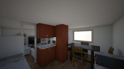 kuhinja 31 - Kitchen - by ddaca