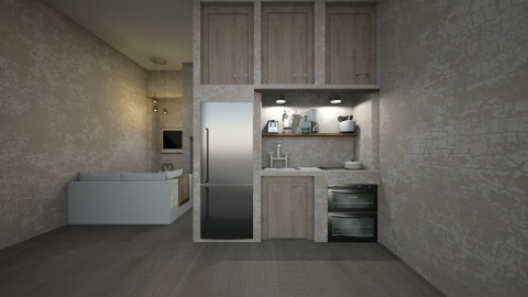 Casa148Kitchen - Feminine - Kitchen - by nickynunes