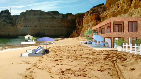 Teresas Priv Beach House - Glamour - by Joao M Palla