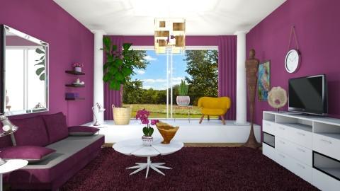 Eternity - Living room - by VeroDale