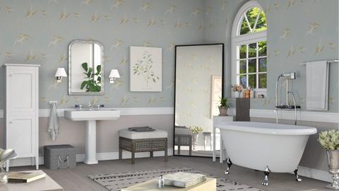 Bathroom 2 - Bathroom - by Sally Simpson