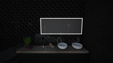 Nyx_Room_Tartarus - Modern - by NyxTheFirst