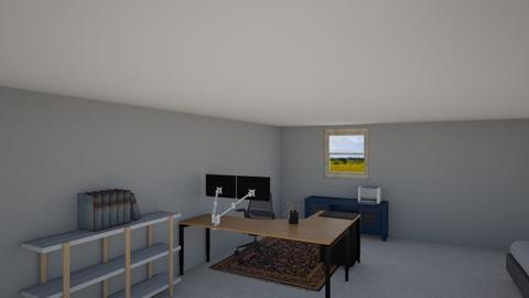 Office - by nancysmenard
