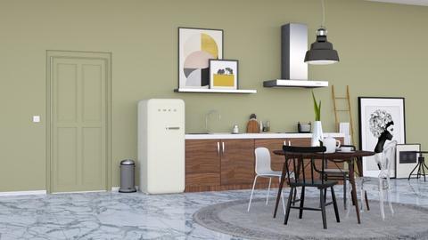 Modern Dining - Modern - Dining room - by HenkRetro1960