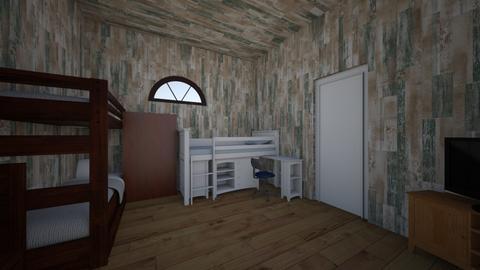Dream Bedroom - Modern - Bedroom - by hardisli1