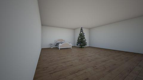 last christmas - Bedroom - by Zaria UwU