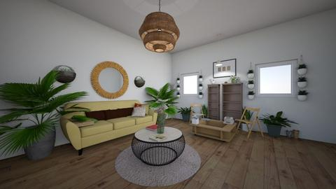 europe  - Living room - by canelita