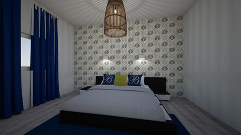 bedroom - Bedroom - by adybowska