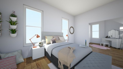 teen room - Modern - Bedroom - by Katelynh