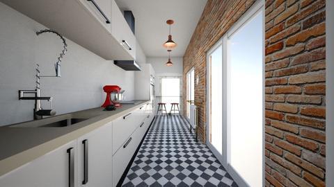 Plan B keuken 2 - Kitchen - by pixie_16