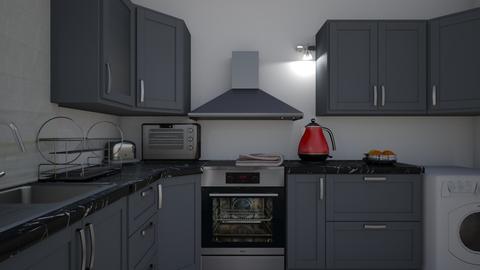 Cocina I - Kitchen - by micachapado