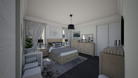 Bedroom - Bedroom - by Larcho1996
