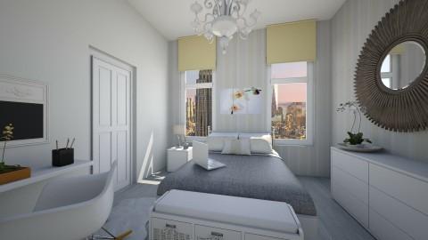 bedroom - by kledisa hasa