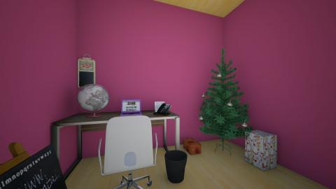 Christmastime Office - Feminine - Office - by ldertien2019