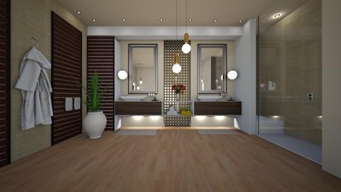 egypthian - Bathroom - by valah
