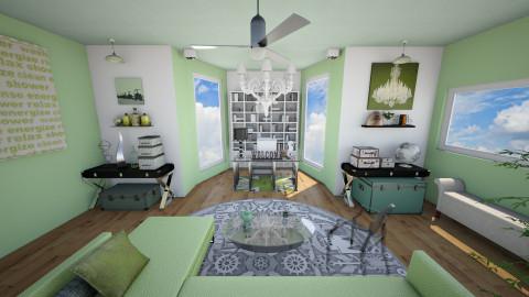 Going Green  - Minimal - Office - by martillaga