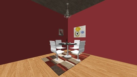 first - Dining room - by pilarvera49