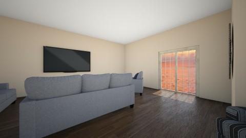 Beachy Classic - Classic - Living room - by EmilyAnderson03