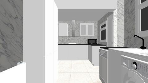 elizabeths kitchen - Kitchen - by robertjthomas