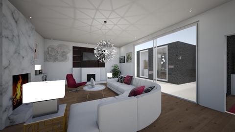 Designer house - by QeelaInteriorDesign