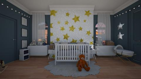 My little star - Kids room - by MiaM