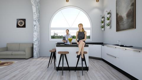 Kitchen Future - Modern - Kitchen - by KAITLYN LLOYD_173