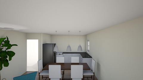 projekt 1  - Living room - by rafaliskorm