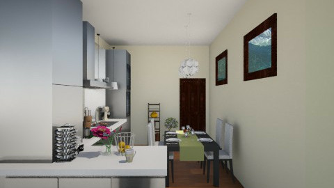 Nasa1234567 - Modern - Kitchen - by anjuska9