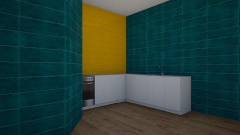 kitchen - by Qria