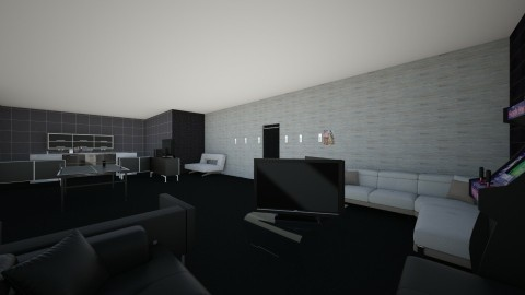 teen competitive gaming - Modern - Bedroom - by anorak117