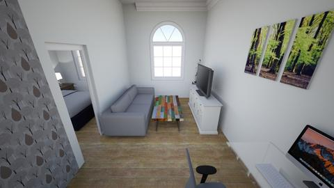 Wohnung 1 - Living room - by brand66
