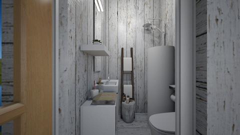 Casa369Bathroom - Rustic - Bathroom - by nickynunes
