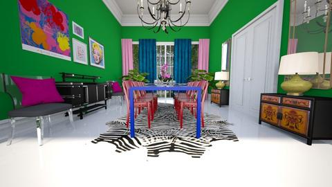 RnB - Dining room - by mire roig