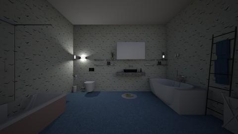 Love - Bathroom - by unseen