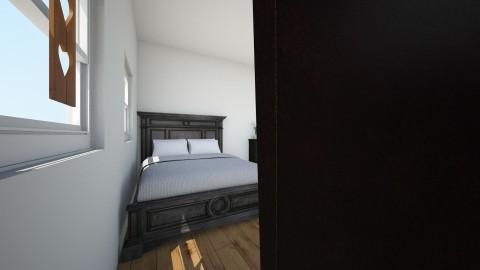 Room1 - Bedroom - by CheerorDie