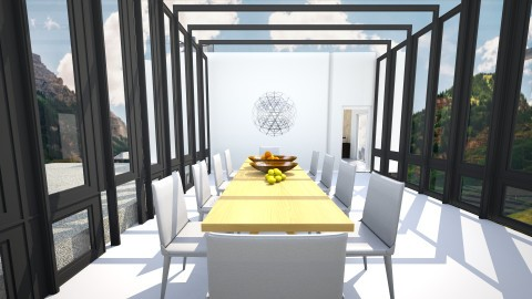 Oh Dining Room  - by elaw