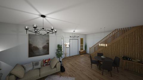 good - Living room - by amilya