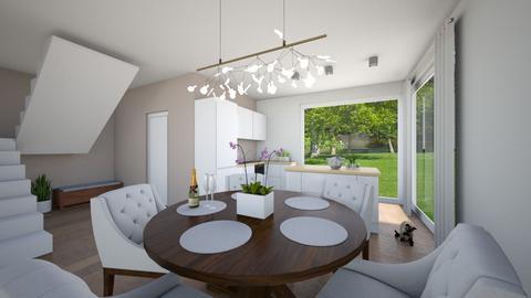 Naistepuna 4 - Living room - by ArcoRealEstate