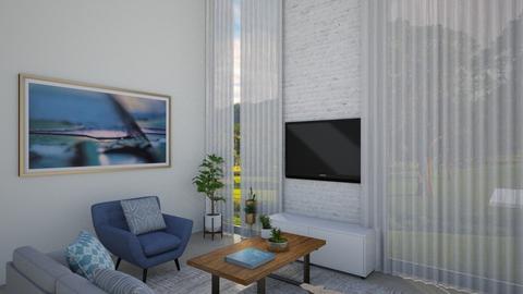 1008 - Living room - by Riki Bahar Elbaz