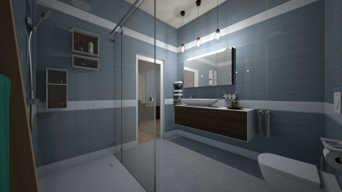 Bathroom_1 - by 1buenaflor2