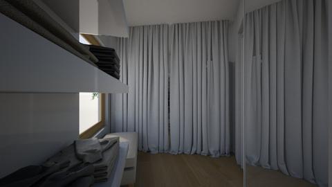 Sleeproom - Bedroom - by hunfdracula