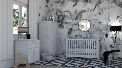 kids room - by goolonka