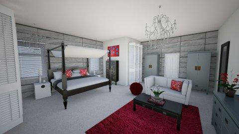 Oriental Suite - Bedroom - by MaMariposa