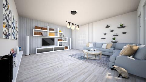 Familia - Modern - Living room - by halizanrh