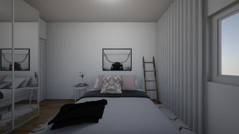 Maya Elul bedroom 62 - Bedroom - by erlichroni